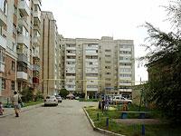 Сызрань, улица Дзержинского, дом 11. многоквартирный дом