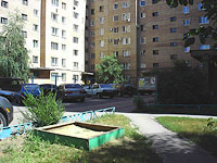 Syzran, Dzerzhinsky st, house 33. Apartment house