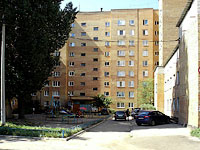 Syzran, Dzerzhinsky st, house 44. Apartment house