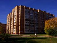 Сызрань, улица Дзержинского, дом 33. многоквартирный дом