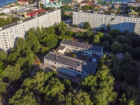 Сызрань, Достоевского переулок, дом 6. Дошкольное отделение. Основная общеобразовательная школа №34