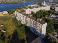 Сызрань, Достоевского переулок, дом 2. многоквартирный дом