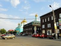 """塞兹兰市, 购物中心 """"Пассаж"""", Dostoevsky alley, 房屋 19"""