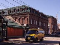 "neighbour house: alley. Dostoevsky, house 19. shopping center ""Пассаж"""