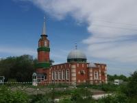 Сызрань, улица Жуковского, дом 1. мечеть «Азан»