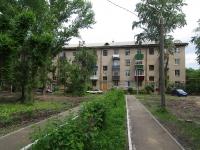 Сызрань, улица Жуковского, дом 17. многоквартирный дом