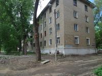 Сызрань, улица Жуковского, дом 21. многоквартирный дом
