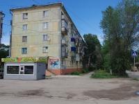 Сызрань, улица Жуковского, дом 25. многоквартирный дом