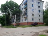 Сызрань, улица Жуковского, дом 31. многоквартирный дом