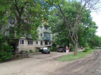 Сызрань, улица Жуковского, дом 35. многоквартирный дом