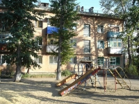Syzran, Internatsionalnaya st, house 143. Apartment house