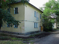 Syzran, Kadrovaya st, house 36. Apartment house