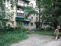 neighbour house: st. Kadrovaya, house 41. Apartment house