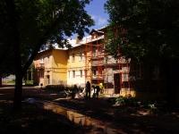 塞兹兰市, Kadrovaya st, 房屋 36А. 公寓楼