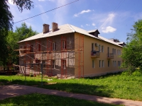 neighbour house: st. Kadrovaya, house 36А. Apartment house