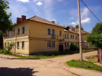 塞兹兰市, Kadrovaya st, 房屋 38. 公寓楼