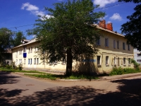 neighbour house: st. Kadrovaya, house 38. Apartment house