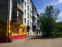 neighbour house: st. Kadrovaya, house 43. Apartment house