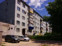 Syzran, Kadrovaya st, house 44. Apartment house