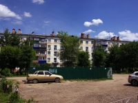 neighbour house: st. Kadrovaya, house 45. Apartment house