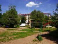 塞兹兰市, Kadrovaya st, 房屋 47. 公寓楼