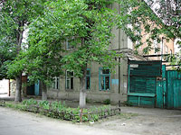 Syzran, Karl Marks st, house 65. Apartment house