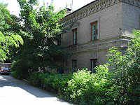 Syzran, Karl Marks st, house 123. Apartment house