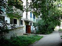 Сызрань, улица Красильникова, дом 40. многоквартирный дом