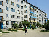 neighbour house: st. Krasilnikov, house 63. Apartment house