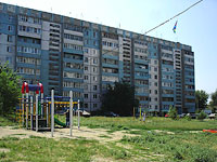 neighbour house: st. Krasilnikov, house 69. Apartment house
