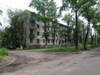 Сызрань, улица Лазо, дом 1. многоквартирный дом