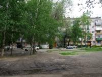 Сызрань, улица Лазо, дом 2. многоквартирный дом