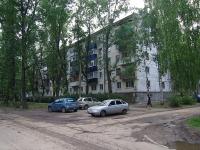 Сызрань, улица Лазо, дом 6. многоквартирный дом