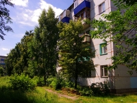 Syzran, Lokomobilnaya st, house 5. Apartment house