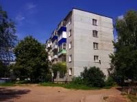 neighbour house: st. Lokomobilnaya, house 13. Apartment house