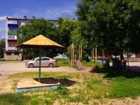Syzran, Lokomobilnaya st, house 15. Apartment house