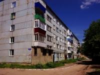 neighbour house: st. Lokomobilnaya, house 15. Apartment house