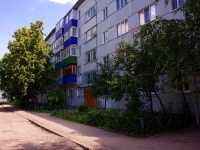 neighbour house: st. Lokomobilnaya, house 17. Apartment house