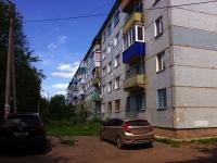 塞兹兰市, Lokomobilnaya st, 房屋 21. 公寓楼