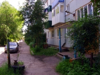 Syzran, Lokomobilnaya st, house 21. Apartment house