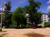 neighbour house: st. Lokomobilnaya, house 23. Apartment house