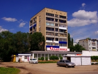 neighbour house: st. Lokomobilnaya, house 25. Apartment house