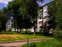 Syzran, Lokomobilnaya st, house 29. Apartment house
