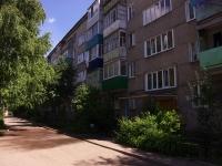 Syzran, Lokomobilnaya st, house 31. Apartment house