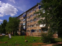 neighbour house: st. Lokomobilnaya, house 31. Apartment house
