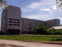 Сызрань, улица Локомобильная, дом 33. многоквартирный дом