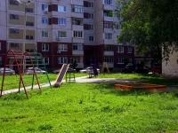 塞兹兰市, Lokomobilnaya st, 房屋 33. 公寓楼