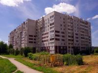 neighbour house: st. Lokomobilnaya, house 33. Apartment house