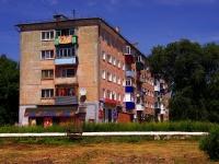 neighbour house: st. Lokomobilnaya, house 35. Apartment house