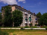 塞兹兰市, Lokomobilnaya st, 房屋 37. 公寓楼